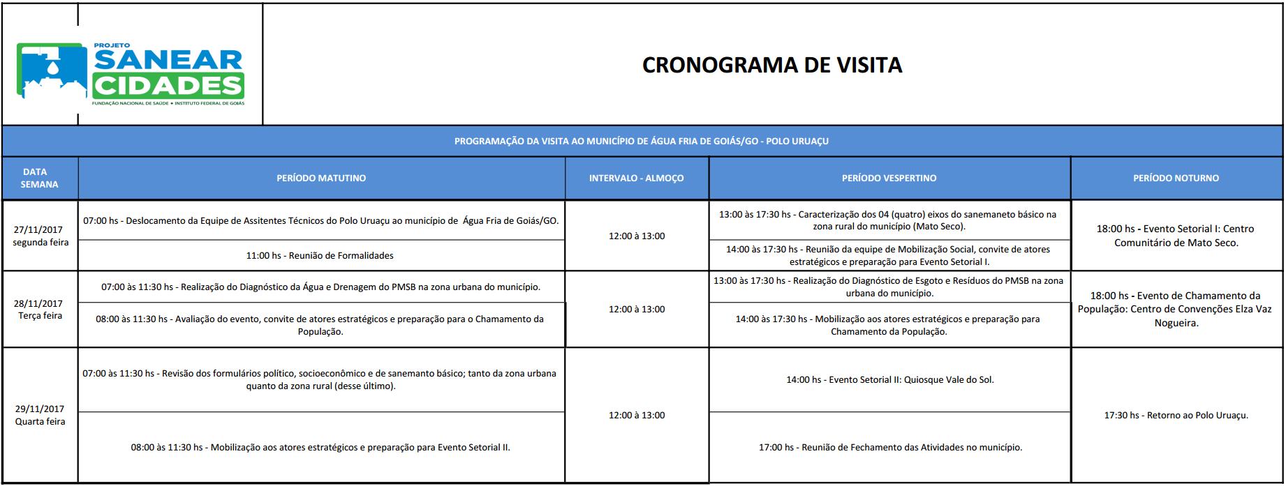 Cronograma-de-Visita-Agua-Fria-de-Goias